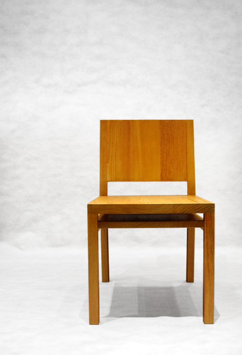 magazine – chair (front view)