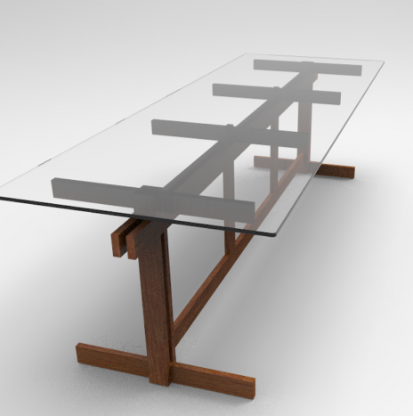 Summer Table 250 cm.