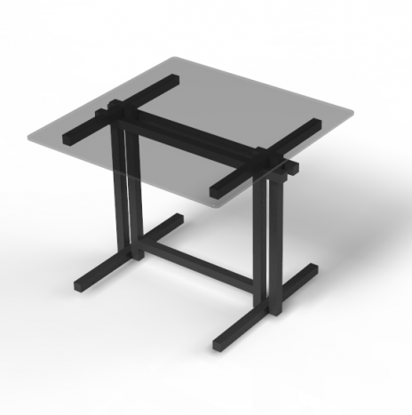 Bora Bora Table – 90 cm.