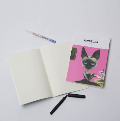 MAGAZINE NOTEBOOK : ISABELLA