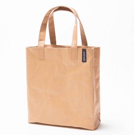 BROWN PAPER TOTE BAG (SMALL SIZE)