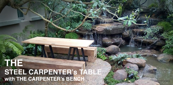 The Steel Carpenter's Table