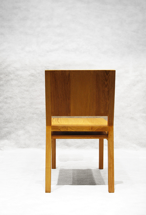 magazine – chair (back view)